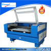 древесина автомата для резки лазера СО2 MDF древесины цены гравировального станка лазера 80With100W акриловые/ткань/акриловое/бумага/кожа/резиновый резец лазера