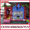 新しい高品質の跳ね上がりの家、小型跳躍の家、小型膨脹可能な警備員(J-BC-019)