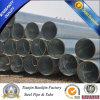 Ms Lasw Steel Tube para el líquido