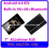 7 3G Tablet PC/ MID (Bluetooth with Phone Call) (PL-7006)
