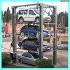 Quatre hydrauliques quarte de stationnement de poste