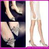 Zapatos acentuados atractivos del vestido de noche de los modelos de la mujer/zapatos del partido/sandalias 2015 (C-197) del verano