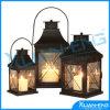 Estilo Europeo impermeable de la lámpara del jardín de la linterna