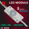 1LEDs 2.4W LED Module with Lens for Sign Box (HL-ME03)