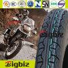 Pneumático/pneu de borracha elevados da motocicleta do índice 3.50-8