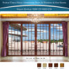 Puerta deslizante resistente para la cocina y sala de estar y balcón