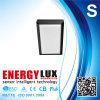 Di alluminio esterni di figura quadrata di E-L22b l'indicatore luminoso della parete della pressofusione