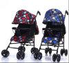 Baby-Spaziergänger-Kinderwagen kann liegen, um zu sitzen