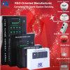 Pannello convenzionale Nigeria-Progettato del segnalatore d'incendio di incendio