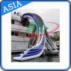 Freistil-Kreuzer-macht riesige aufblasbare Wasser-Plättchen Ihre Yacht zu ein Waterpark für Erwachsenen