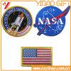 De Flarden van het Borduurwerk van NASA van de V.S. van het Ontwerp van de douane (yb-st-004)