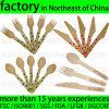 Couverts jetables en bambou, couteau en bambou jetable/Fork/Spoon