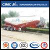 Cimc Huajun 48cbm V-Type Cement Tanker Trailer