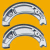 Xf125 Motorbike Brake Shoe, Motorcycle Parts를 위한 Motorcycle Brake Shoe