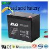 Lighting Emergency System Maintenance Free Lead Acid Battery (12V 55AH)