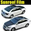 Pellicola panoramica del Sunroof dell'alta automobile nera lucida