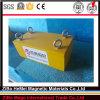 Séparateur magnétique permanent de suspension pour des convoyeurs à bande, bandes transporteuses vibrantes