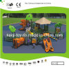 Slides와 Tunnels (KQ10071A)를 가진 Kaiqi Large Themed Children Playground