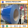 Il fornitore (PPGI, PPGL), l'acciaio preverniciato principale, colora la bobina d'acciaio galvanizzata rivestita