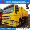 Sinotruk 6X4 371HP HOWO 덤프 트럭 가격 판매를 위한 30 톤 팁 주는 사람 트럭