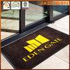 Anti-Slip Company入口の多彩なロゴのゴム製床のマット