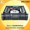 1200W Professional hohe Leistung Amplifier (MS1200)