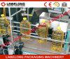 Máquina de rellenar automática llena del petróleo de cacahuete del surtidor de China