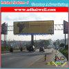 Gantry Abrangendo uma estrada Trivision Billboard (W12 X H3)