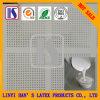 Colle de laminage de panneau de gypse de PVC/latex blanc pour le panneau de gypse