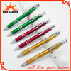 Company Logo (BP0231A)를 위한 대중적인 Plastic Promotion Ball Pen