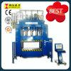 Alta prensa de sacador hidráulica eficiente de la torreta del CNC de Pengda