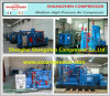 150-420bar High Pressure 물 Cooling Compressor