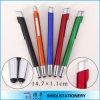 Logo Available Ballpoint Touch Stylus Pen avec Fancy Design