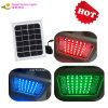 Neuester RGB Solar Flood Lights 60LEDs Solar Security Lights