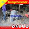 Концентратор золота обрабатывающего оборудования разъединения для концентрировать золото