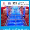 4ftx4ft Aluminum Light Stage с 18mm Acrylic