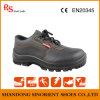 Sapatas de segurança do protetor de segurança, sapatas de segurança Malaysia da polícia Snf5025