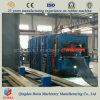 コンベヤーベルトの加硫の生産ライン、機械を治すコンベヤーベルト