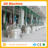 Maquinaria comestível da refinação de óleo das sementes do girassol com Ce e ISO para a venda