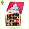 De charmante Doos van de Chocolade van de Gift van het Venster van pvc Verpakkende met Bowknot