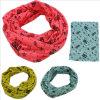 Lenço impresso estrela Lsc01 do laço da infinidade do algodão da forma