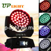 움직이는 Head 36*10W RGBW LED Wash Stage Light