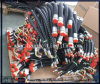 Assemblage van de Slang van de hoge druk de Hydraulische Rubber