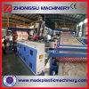 Gemaakt in Qingdao Lopende band van het Blad van pvc Faux de Marmeren/Het Marmeren Blad die van pvc Faux Machine maken