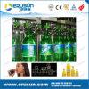 Máquina de rellenar automática del agua de soda de la botella del animal doméstico de 2 litros