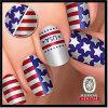 OEM 10PCS 반짝임 미국 디자인 못 예술 더 많은 것 디자인 Avaiable