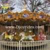 Unterhaltung Park Carousel Horses für Sale (DJtgy786)