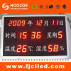 Europe Hot Sale Single Red Message Scrolling LED for Indoor