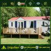 Casa prefabricada del lujo de la caravana