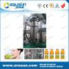 Máquina de enchimento quente do tampão do metal da torção